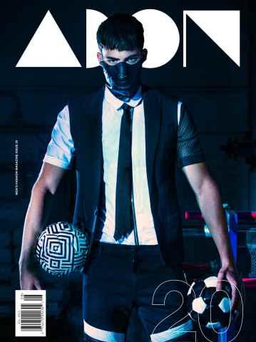 Adon Magazine issue Issue 20
