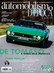 Automobilismo d'Epoca issue Automobilismo d'Epoca 5 2016