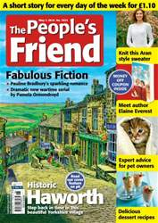The People's Friend issue 07/05/2016