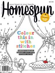 Homespun issue Issue#17.5 May 2016