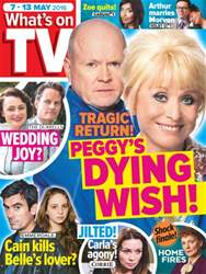 What's on TV issue 7th May 2016