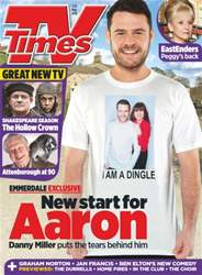 TV Times issue 7th May 2016