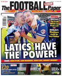 The Football League Paper issue 1st May 2016