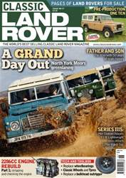 Classic Land Rover Magazine issue June 2016