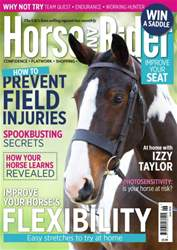 Horse&Rider Magazine - UK equestrian magazine for Horse and Rider issue  Horse&Rider Magazine –  June 2016