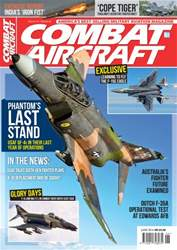 Combat Aircraft issue June 2016