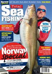 Total Sea Fishing issue June 2016