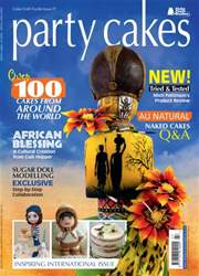 Cake Craft Guides issue Issue 27 - Party Cakes
