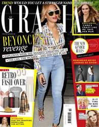 Grazia issue 9th May 2016