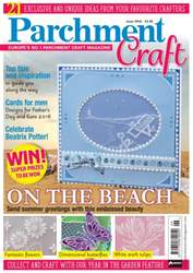 Parchment Craft issue June 2016