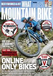 What Mountain Bike issue June 2016