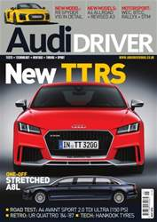 Audi Driver issue May 2016