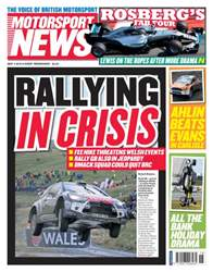 Motorsport News issue 4th May 2016
