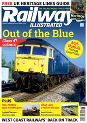 Railways Illustrated issue June 2016