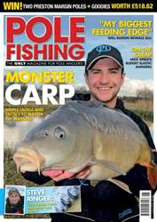 Pole Fishing issue June 2016