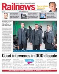 Railnews issue May 2016
