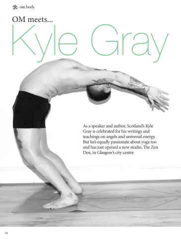 OM Yoga UK Magazine Preview 34