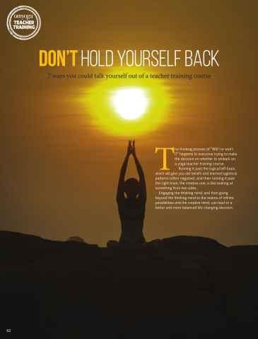 OM Yoga UK Magazine Preview 62