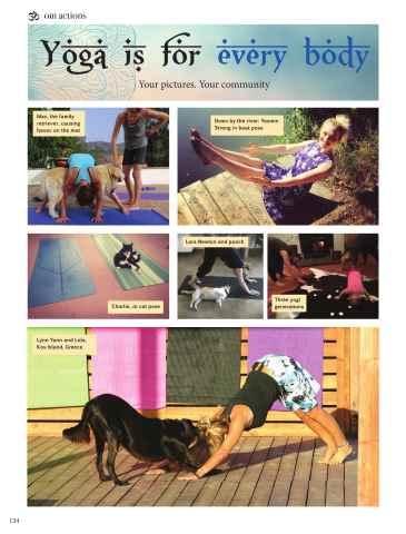 OM Yoga UK Magazine Preview 134