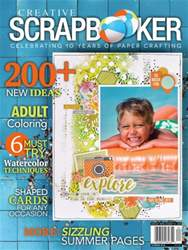 Creative Scrapbooker issue Summer 2016