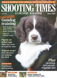 Shooting Times & Country issue 4th May 2016