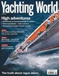 Yachting World issue June 2016