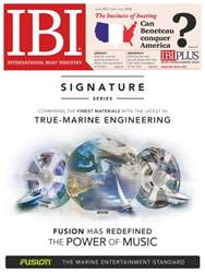 International Boat Industry issue April - May 2016