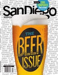 San Diego Magazine issue May 2016