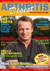 Arthritis Digest issue Arthritis Digest Issue 3
