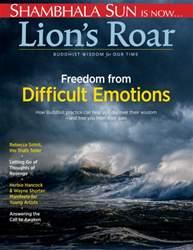 Shambhala Sun Magazine issue July 2016