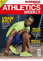Athletics Weekly issue 05/05/2016