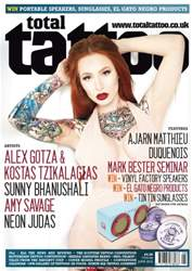 Total Tattoo issue Issue 140 - Dirty Roses