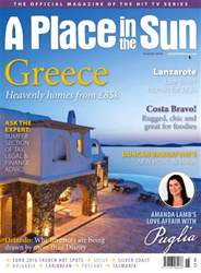 A Place in the Sun Magazine issue Issue 126