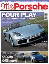 911 & Porsche World Issue 267 June 2016 issue 911 & Porsche World Issue 267 June 2016