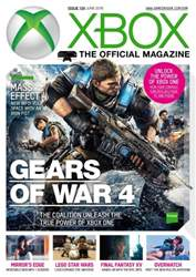 Official Xbox Magazine (UK Edition) issue June 2016