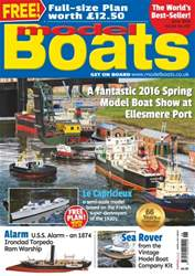 Model Boats issue June 2016