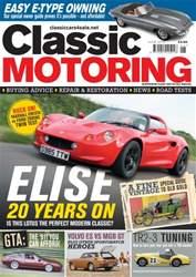 Classic Motoring issue Jun-16