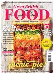 Great British Food issue Jun-16