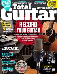 Total Guitar issue June 2016