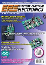 Everyday Practical Electronics issue Jun-16