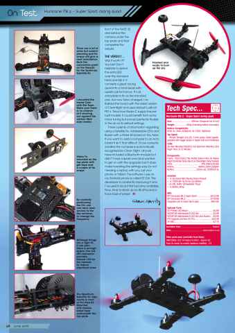 Radio Control Rotor World Preview 46