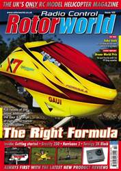 Radio Control Rotor World issue 122