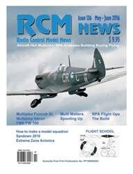 Radio Control Model News issue Radio Control Model News Issue 136