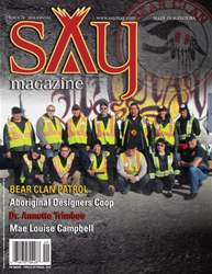 Say Magazine issue Made in Manitoba