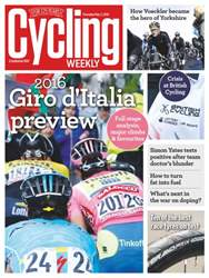 Cycling Weekly issue May 5, 2016