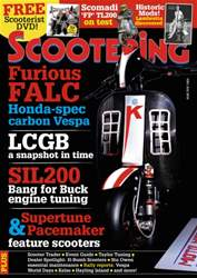 Scootering issue July 2016