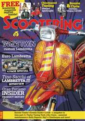 Scootering issue August 2016