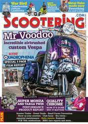 Scootering issue September 2016