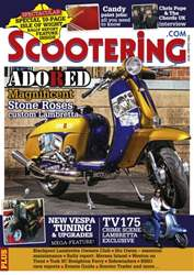 Scootering issue October 2016
