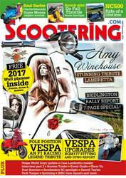 Scootering issue December 2016